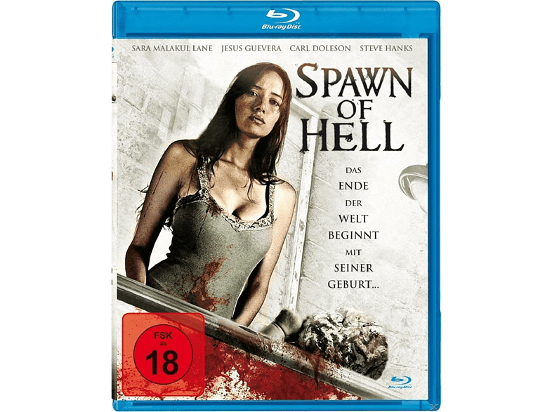 Spawn of Hell [Blu-ray]