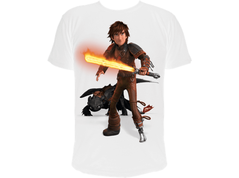 Dragons - Hicks - T-Shirt 5-6 Jahre