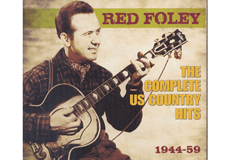 Red Foley - The Complete US Country Hits 1944-59 - (CD)