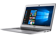 ACER Swift 3 (SF314-51-51QP), Notebook mit 14 Zoll Display, Core™ i5 Prozessor, 256 GB SSD, HD-Grafik 520, Sparkly Silver
