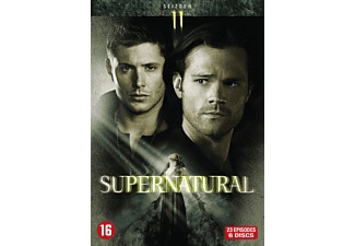 Supernatural Saison 11 DVD