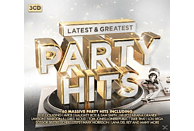VARIOUS - Party Hits-Latest & Greatest [CD]