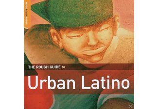 VARIOUS - Rough Guide: Urban Latino - (CD)