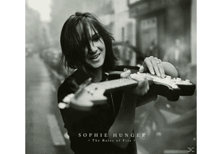 Sophie Hunger - The Rules Of Fire - (CD)
