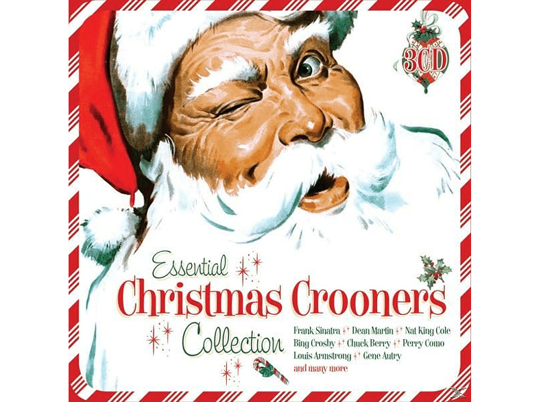 VARIOUS - Christmas Crooners Collection (Lim.Metalbox Ed) [CD]