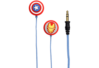 DISNEY Oortjes Iron-Man & Captain America (157495)