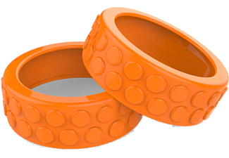 SPHERO Ollie by Sphero Nubby Tires - Orange