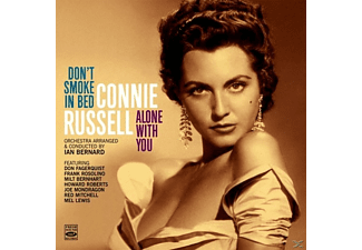 Connie Russell - Don't Smoke In Bed/Alone With You - (CD)