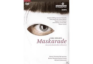 Stephen Milling, Susanne Resmark, Royal Danish Orchestra, Royal Danish Opera Choir, Michael Schonwandt - Maskarade - (DVD)