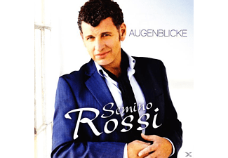 Semino Rossi AUGENBLICKE (A-VERSION) Schlager CD