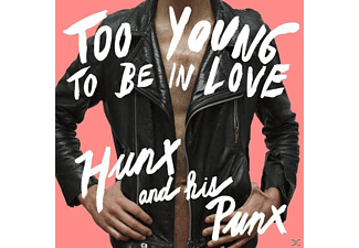 Hunx & His Punx - Too Young To Be In Love - (Vinyl)