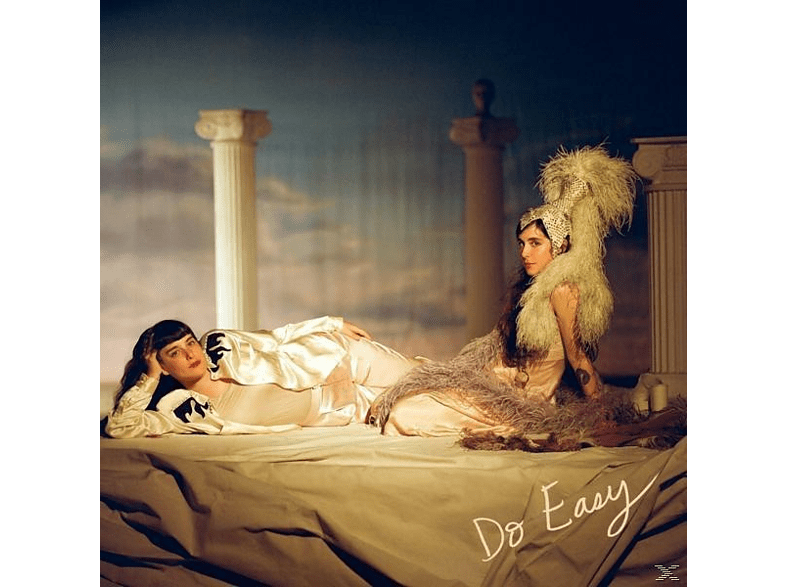 Tasseomancy - Do Easy (LP+MP3) [LP + Download]