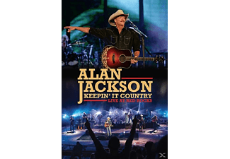 Alan Jackson - Keepin' It Country: Live At Red Rocks (DVD) - (DVD)