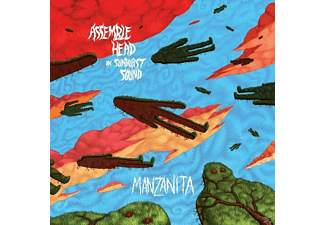 Assemble Head In Sunburst Sound - MANZANITA - (Vinyl)