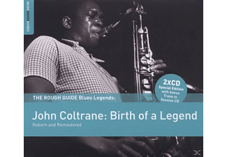 John Coltrane - Rough Guide: John Coltrane (+ - (CD + Bonus-CD)