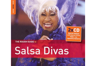 VARIOUS - The Rough Guide To Salsa Divas - (CD)