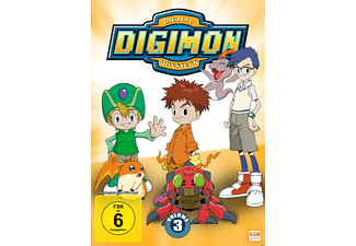 Digimon Adventure - Volume 3: Episode 37-54 - (DVD)