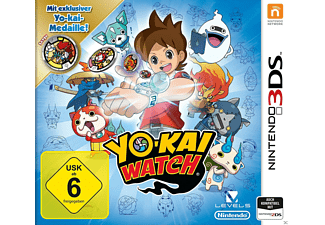 YO-KAI WATCH - Special Edition inkl. Medaille - Nintendo 3DS