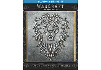 Warcraft: Le Commencement Steelbook Blu-ray