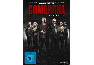 Gomorrha - Season 2 - (DVD)