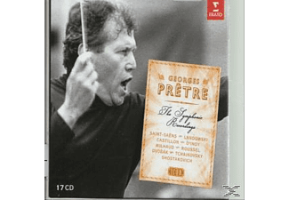 Georges/ocp/po/rpo/op Pretre - Icon:Georges Pretre - (CD)