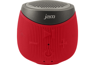 JAM HX-P370RD-EU DOUBLE DOWN, Bluetooth Lautsprecher, Rot