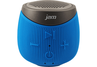 JAM HX-P370BL-EU DOUBLE DOWN, Bluetooth Lautsprecher, Blau