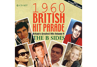 VARIOUS - The 1960 British Hit Parade:B Sides V1: Jan.-May - (CD)