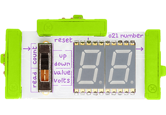 LITTLEBITS Numbers Plus
