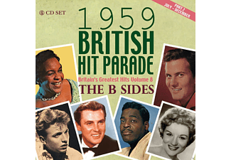 VARIOUS - The 1959 British Hit Parade:  The B Sides Part 2 - (CD)