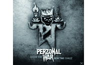Perzonal War - Inside The New Time Chaoz [Vinyl]