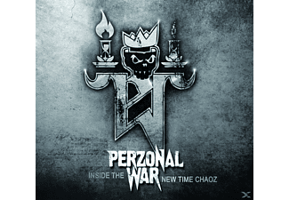 Perzonal War - Inside The New Time Chaoz - (Vinyl)