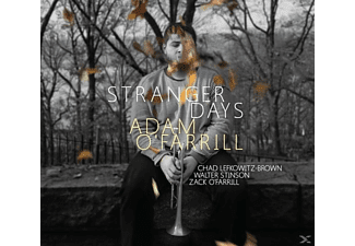 Adam O'farrill - Stranger Days - (CD)