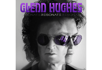 Glenn Hughes - Resonate (Ltd.Digipak+DVD) - (CD + DVD Video)