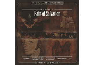 Pain Of Salvation - Original Album Collection: Discovering PAIN OF SAL - (CD)