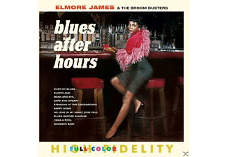 Elmore & Broom Dus James - Blues After Hours+4 Bonus Tracks (Ltd.180g - (Vinyl)