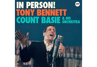 Tony & Count Bas Bennett - In Person!+1 Bonus Track (Ltd.Edt 180g Vinyl) - (Vinyl)