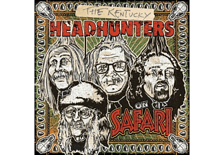 Kentucky Head Hunters - On Safari - (CD)