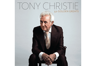 Tony Christie - 50 Golden Greats - (CD)