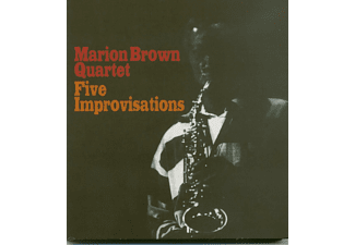 Marion Brown Quartet - Five Improvisations - (CD)