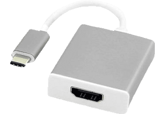 VIDEO SEVEN V7UCHDMI, USB Typ-C auf HDMI Adapter, 100 mm