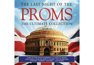 VARIOUS - Last Night of the Proms: The Ultimate Collection - (CD)