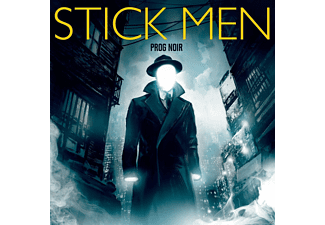 Stick Men - Prog Noir - (CD)