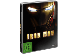 Iron Man - Steelbook Edition Action Blu-ray
