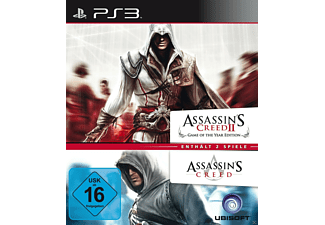 Assassin's Creed 1+2 - Doppel Pack - PlayStation 3