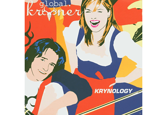 Global.Kryner - Krynology - (CD EXTRA/Enhanced)