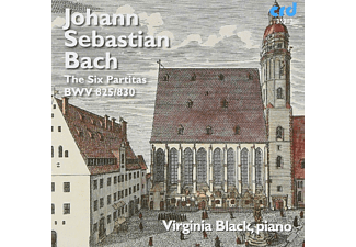 Virginia Black - Sechs Partiten - (CD)