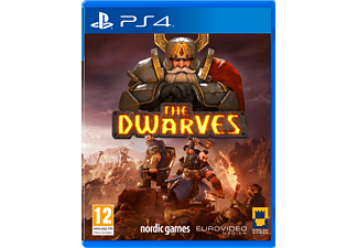 The Dwarves PlayStation 4