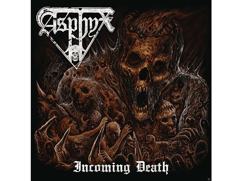 Asphyx - Incoming Death [Vinyl]