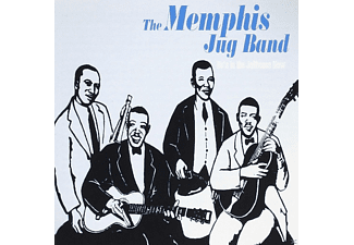 Memphis Jug Band - He's In The Jailhouse Now - (CD)